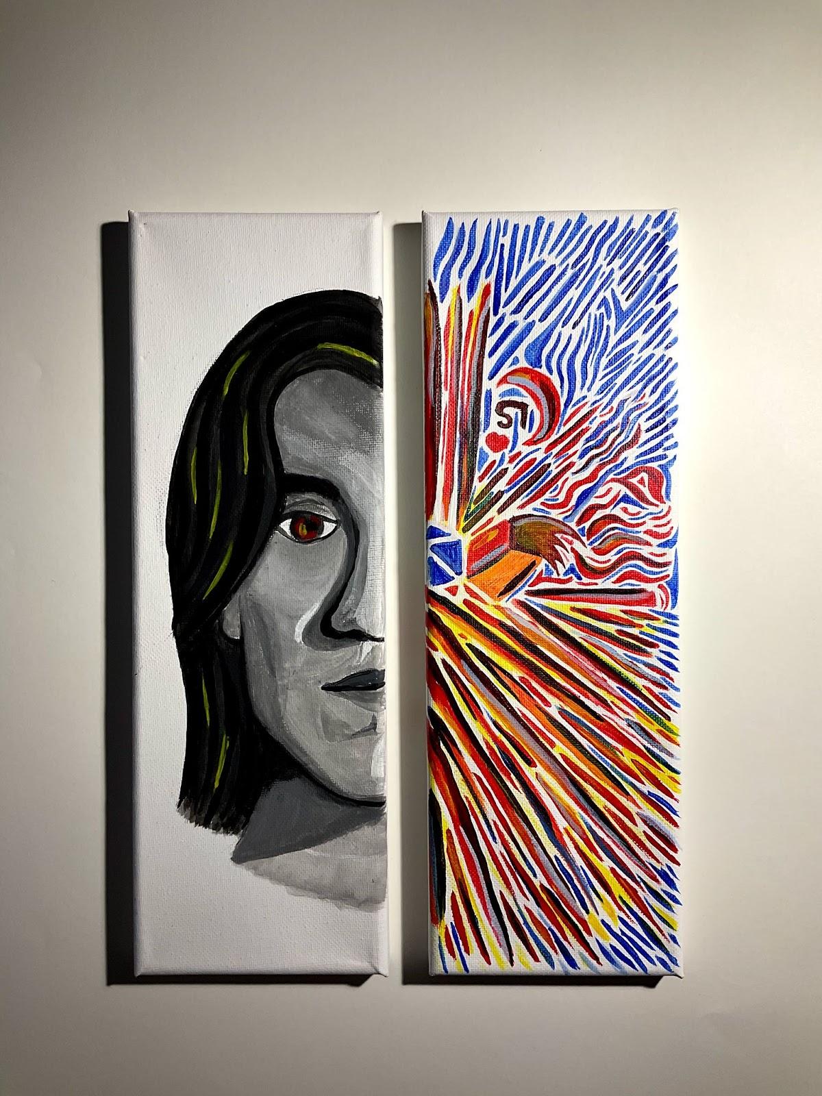 Daniel Herrera - self portrait